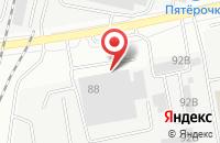 Схема проезда до компании ЭкоТехСтрой в Белгороде