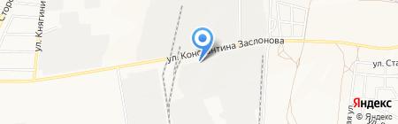 Белэлектроцентр-Сервис на карте Белгорода