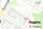 Схема проезда до компании Дентея в Белгороде