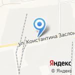 Граф на карте Белгорода