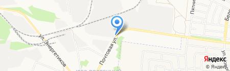 РосТранс на карте Белгорода