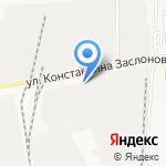 Дача на карте Белгорода