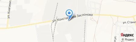 АвтоСити на карте Белгорода