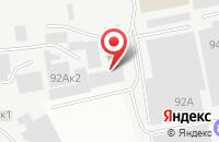 Схема проезда до компании Аккорд-Артель в Белгороде