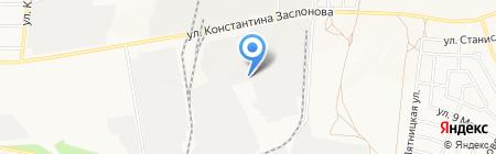 Аккорд-Артель на карте Белгорода
