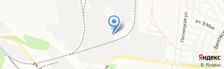 БелТракСервис на карте Белгорода