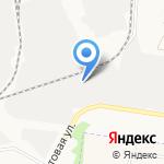 Белшпала на карте Белгорода