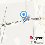 Бел-Блок на карте Белгорода