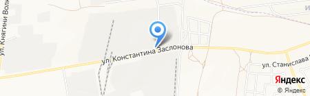 Мелкооптовый на карте Белгорода