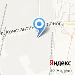 Первая Объединенная Шинная Компания-Белгород на карте Белгорода