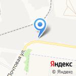 БСК на карте Белгорода