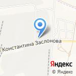 Калиф на карте Белгорода