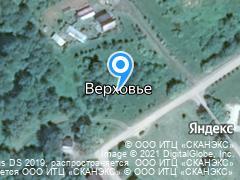 Жуковский район, деревня Верховье