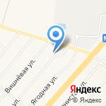 КС-авто на карте Белгорода