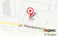 Схема проезда до компании АэроБел в Белгороде