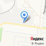 АэроБел мастер на карте Белгорода