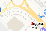 Схема проезда до компании СК Профессионал в Разумном