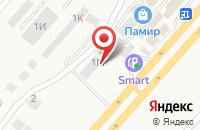 Схема проезда до компании Тёплый дом в Белгороде