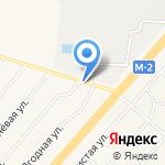 БетонСтрой на карте Белгорода