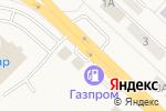 Схема проезда до компании Профстрой в Разумном