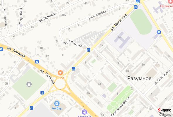 жилой комплекс На Бельгина