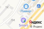 Схема проезда до компании Титан в Новосадовом