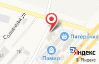 Схема проезда до компании Новый лес в Белгороде