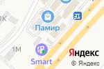 Схема проезда до компании Алина в Новосадовом