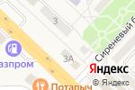 Схема проезда до компании Ключики, ЗАО в Разумном