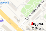 Схема проезда до компании Сударушка в Разумном