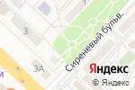 Схема проезда до компании Цветочный магазин в Разумном