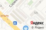 Схема проезда до компании Белгородсортсемовощ в Разумном