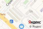 Схема проезда до компании АВТО ДОМ в Разумном