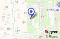 Схема проезда до компании СКЛАДСКАЯ БАЗА АЛДИ в Лесном
