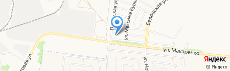 Vostok на карте Белгорода