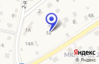 Схема проезда до компании ДЕТСКИЙ ОЗДОРОВИТЕЛЬНЫЙ ЛАГЕРЬ ВАЛЕНТИНА в Лесном