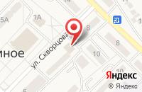 Схема проезда до компании Многофункциональный центр предоставления государственных и муниципальных услуг Белгородского района в Разумном