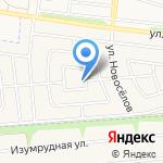 Белгород-53 на карте Белгорода