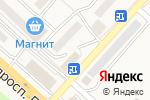Схема проезда до компании Аптечный пункт в Разумном