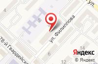 Схема проезда до компании Центрально-Черноземный Банк Сбербанка России в Разумном