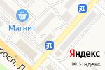 Схема проезда до компании Роспечать в Разумном