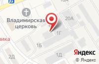 Схема проезда до компании Пластсервис ЖБК-1 в Разумном