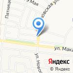 Участковый пункт полиции №23 на карте Белгорода