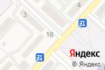 Схема проезда до компании Магазин хозяйственных товаров в Разумном