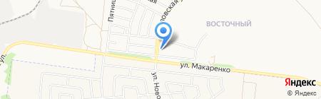 Первая Сервисная Компания по жилью на карте Белгорода