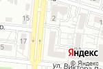 Схема проезда до компании Мобильная аварийно-ремонтная служба в Белгороде