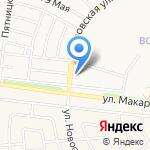 Мобильная Аварийно-Ремонтная Служба на карте Белгорода