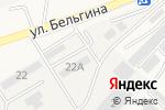 Схема проезда до компании Монтажспецстрой в Разумном