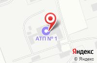 Схема проезда до компании Зенит в Наро-Фоминске