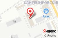 Схема проезда до компании Вентана в Наро-Фоминске